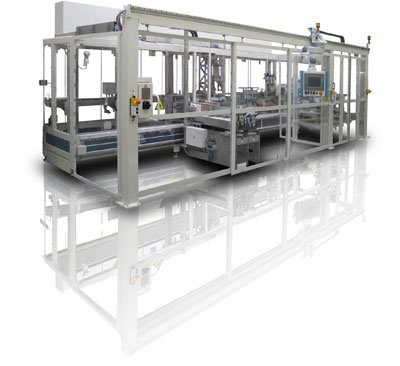 Vertical cartoning machines - VKS