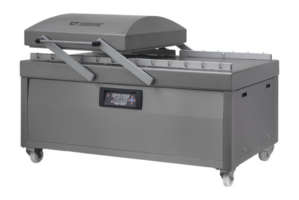 Turbovac vacuum packing equipment