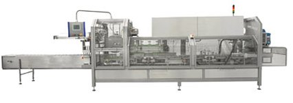 Machines for packing into horizontal cartons - HKS