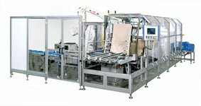 Machines for collective packaging - Case Packer
